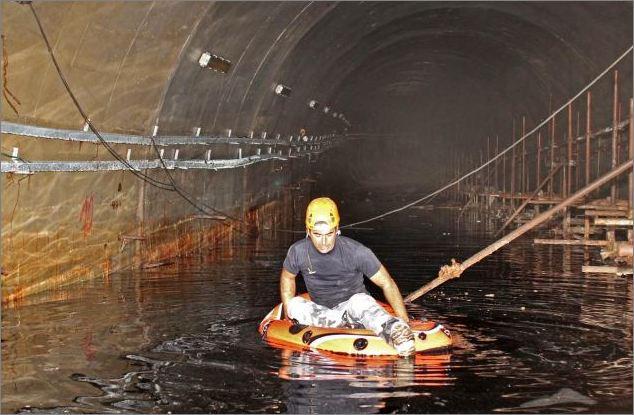 Percorso avventura Tunnel Borbonico