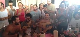 Ballare Samba a Paquetà la terza domenica di ogni mese