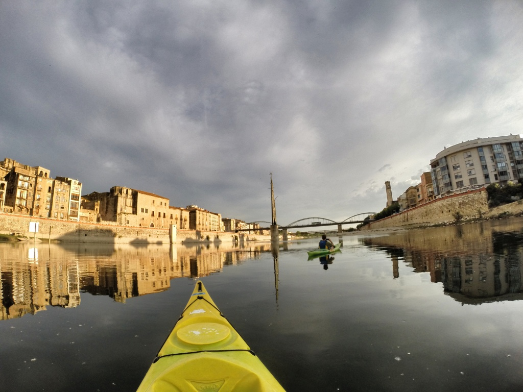 Tortosa in Kayak