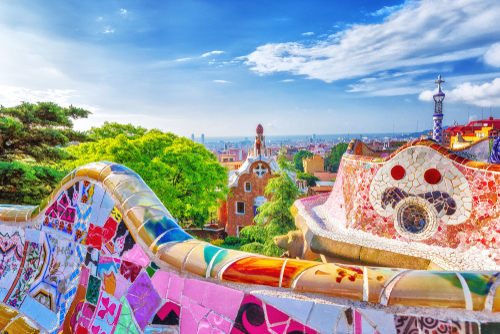 Park Guell - barcellona